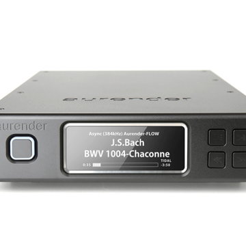 Aurender N-100 4TB