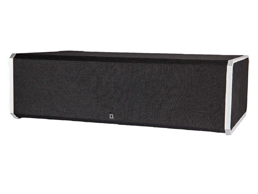 DEFINITIVE TECHNOLOGY CS-9080 High-Performance Center Channel: Excellent Refurb; Full Warranty; 50% Off; Free Shipping