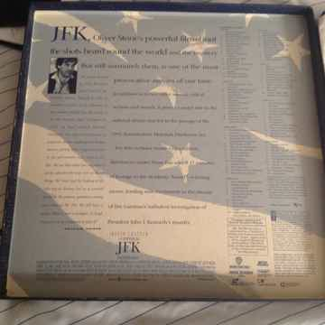 Kevin Costner JFK Limited Edition Director's Cut 5 Disc...