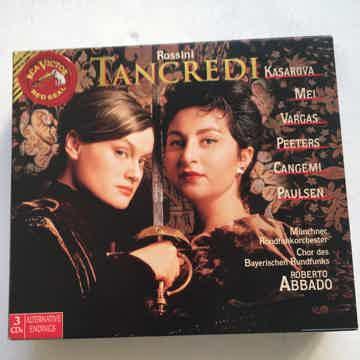 Rossini Roberto Abbado Kasarova Mei Vargas  Peters Tanc...