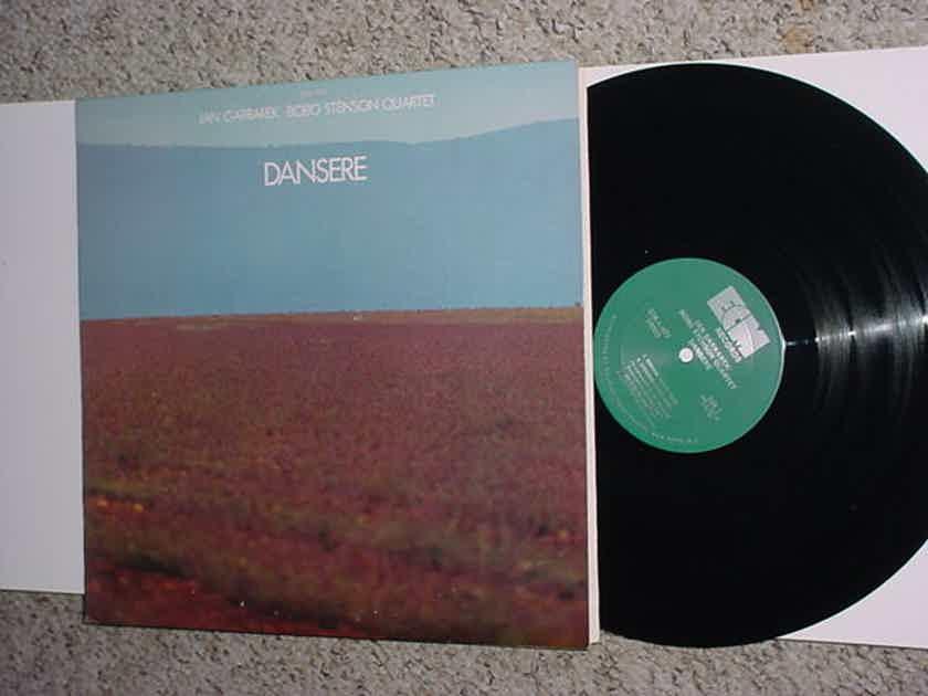 ECM JAZZ LP Record - Jan Garbarek Bobo Stenson Quartet DANSERE 1976 ECM 1075