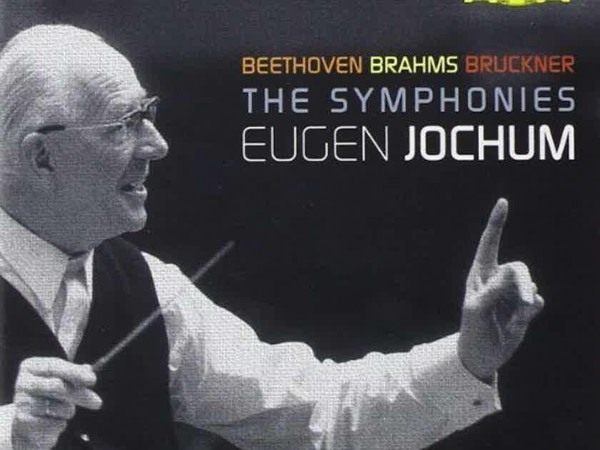 Beethoven - Brahms - Bruckner Symphonies - Eugen Jochum - 16 CD