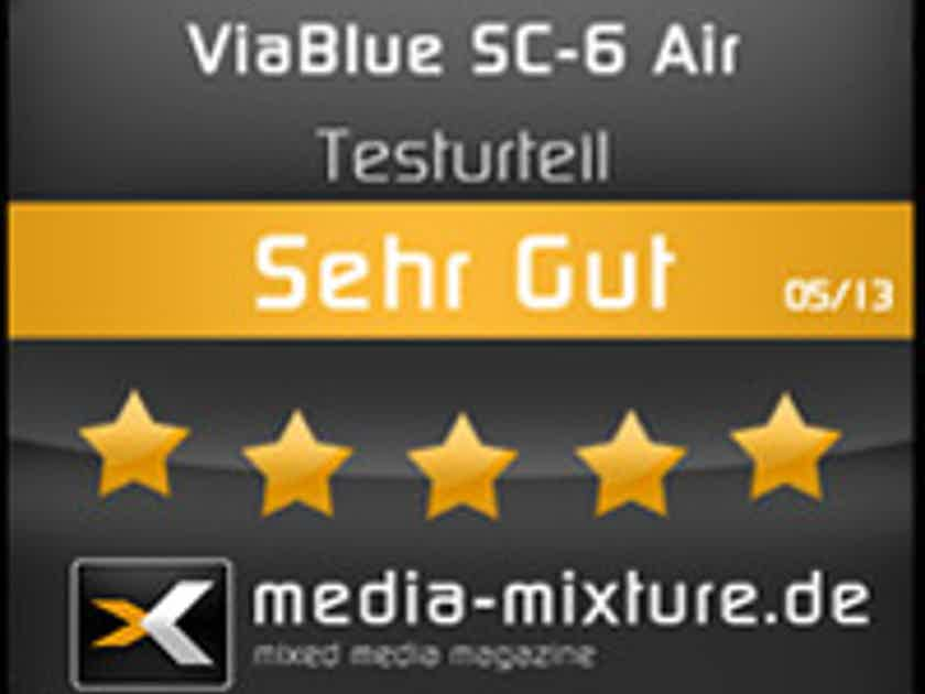 Viablue SC-6 AIR SILVER  Authorized Dealer