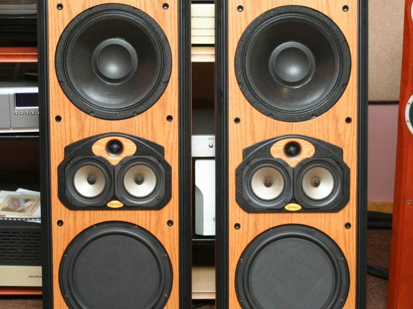 Legacy Audio Harmony Gorgeous Oak In-Walls & Center
