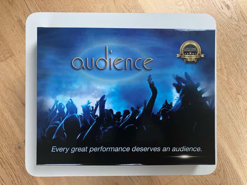 Audience Au24 SX 2m XLR Interconnect - Perfect like new