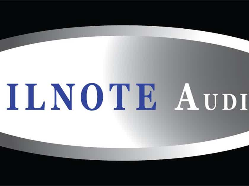 SILNOTE AUDIO New Model 1.5m Pair Morpheus Reference Classic XLR Triple Balanced  Ultra Pure Silver 24K State of The Art Reference