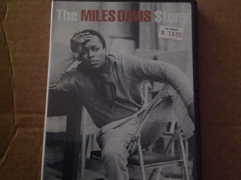 Miles Davis - The Miles Davis Story Dvd Region 1