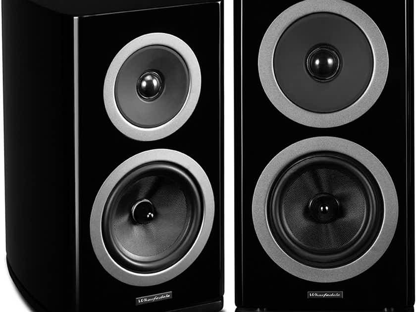 Wharfedale Reva-2 Bookshelf Loudspeakers - Brand New-In-Box; 5 Yr. Warranty; 50% Off