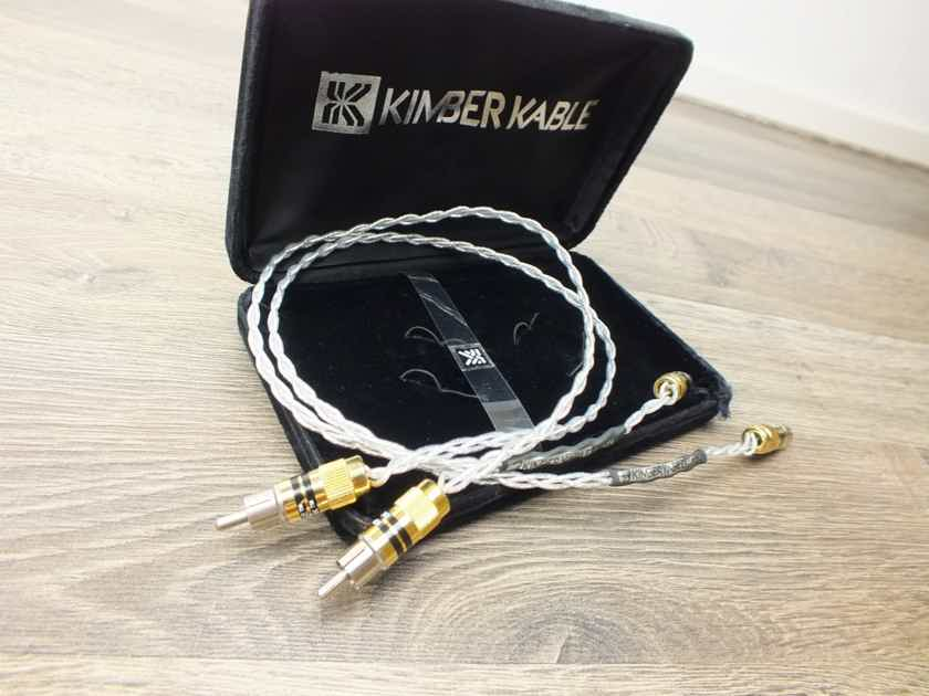 Kimber Kable AGDL interconnects RCA 0,5 metre