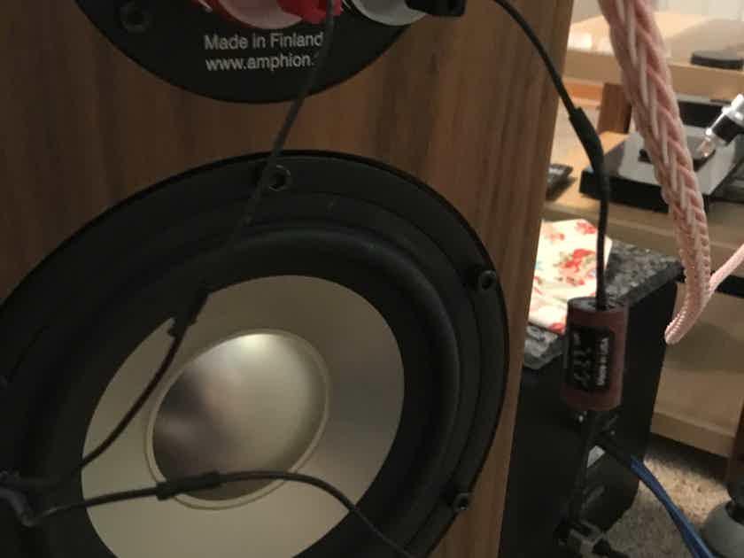 Loudspeaker Clarifiers - Please see below how these work