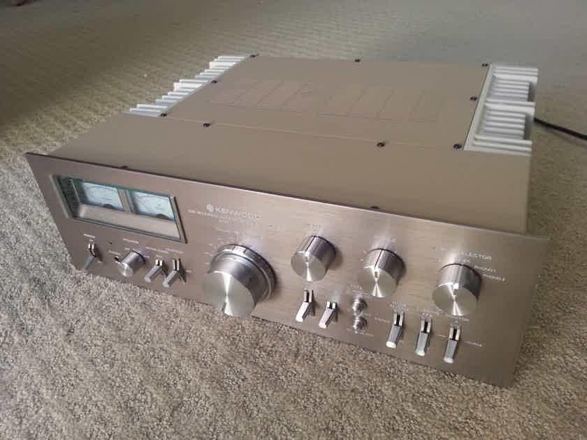 Vintage Art -- Restored Kenwood KA-9150 Integrated Amplifier