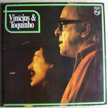 Toquinho & Vinícius - Toquinho & Vinícius - 1974 Brazil...