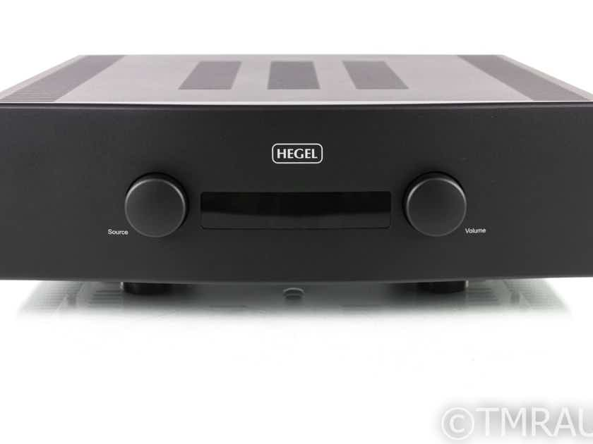 Hegel H360 Stereo Integrated Amplifier; H-360; Remote (19635)