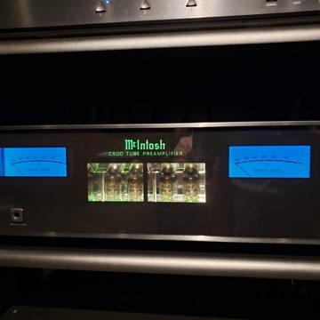 McIntosh C500T & C500C