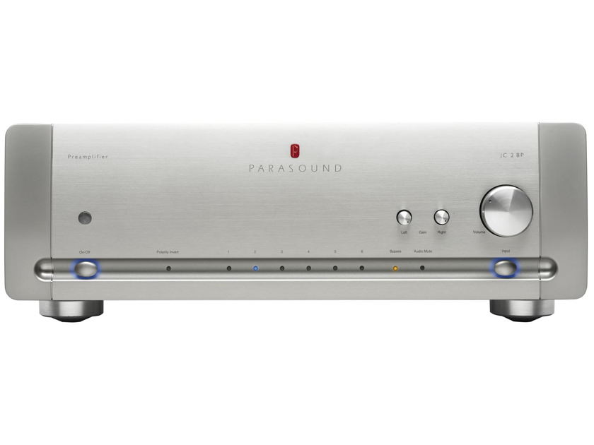 WANTED Parasound JC2 Preamp - Silver 2500 OBO