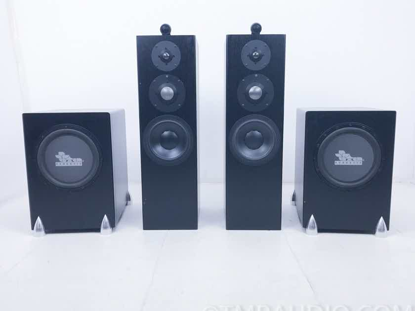 Totem Shaman Floorstanding Speakers; Pair (2561)