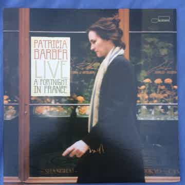 Patricia Barber Live: A Fortnight in France