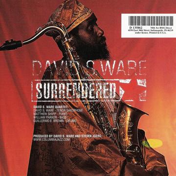 David Ware - Surrendered