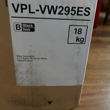 Sony VPL-VW295ES