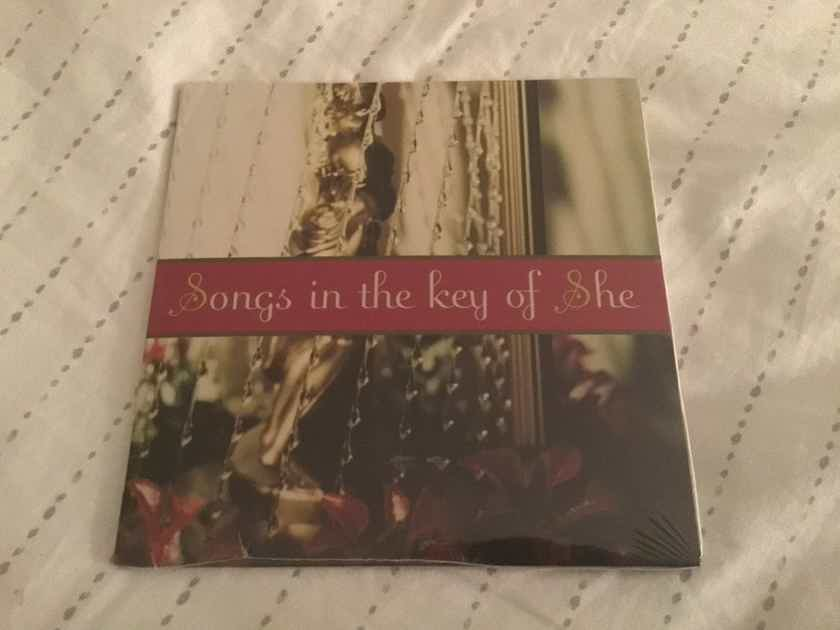 Various K.D. Lang Bette Midler Enya Sealed Compact Disc