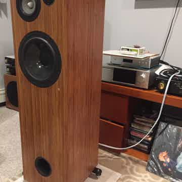 Bache Audio Metro-001 Bamboo cabinets .Very musical and...