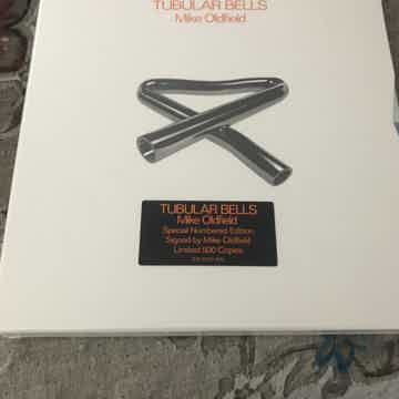 Mike Oldfield  - Tubular Bells Super Deluxe Signed Edit...