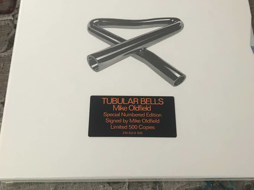Mike Oldfield  - Tubular Bells Super Deluxe Signed Edition Sealed Box Set 1 Of 500 Sets