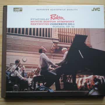 Sviatoslav Richter - Beethoven: Piano Concerto No.1 & S...