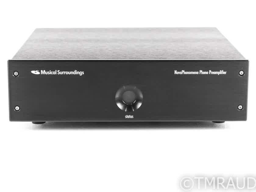 Musical Surroundings NovaPhonomena MM / MC Phono Preamplifier (19666)