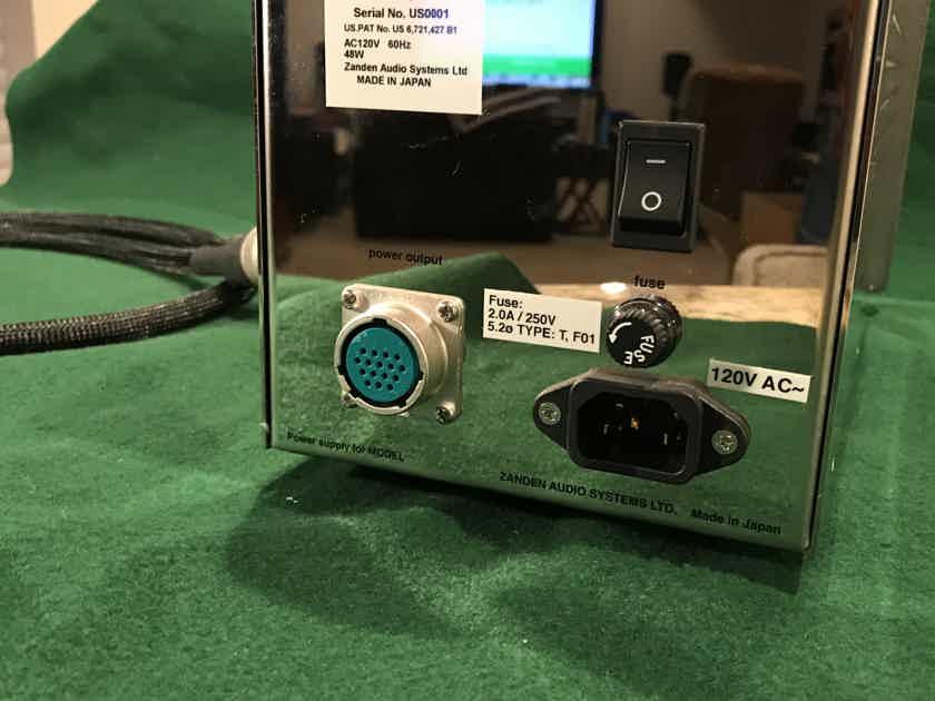 Zanden Audio 5000 mkIV Signature