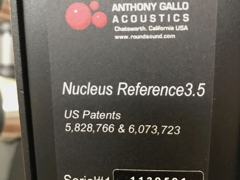 Gallo Reference 3.5 Aluminum **THE FULL MONTY**