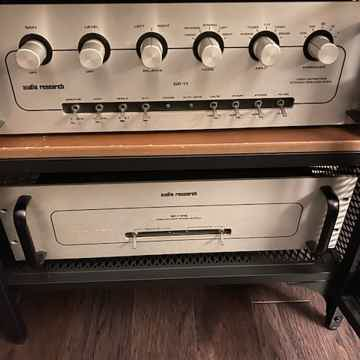 SOLD:Audio Research SP-11