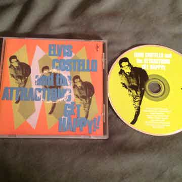 Elvis Costello  Get Happy!! 30 Track Version Rykodisc