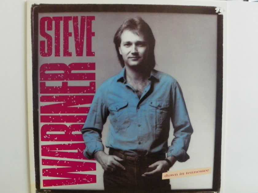 STEVE WARINER - DOWN IN TENNESSEE NM