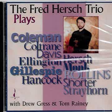Fred Hersch Trio Plays Coleman, Coltrane