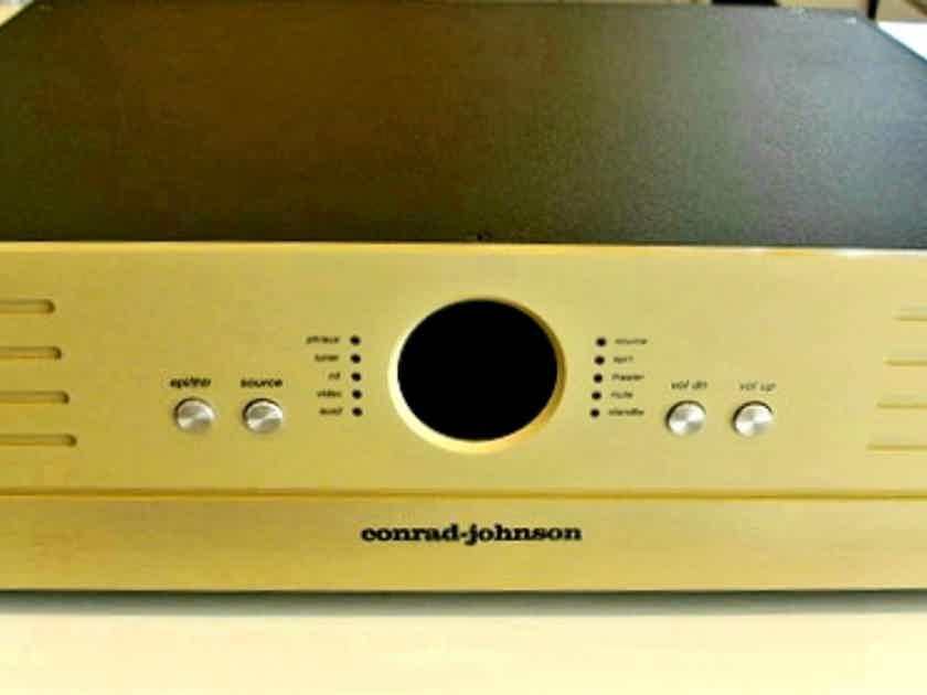 Conrad Johnson ET-5 Tube Pre-Amp