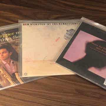 Fantasy 45-Series Set of 100 LPs (ALL SEALED)