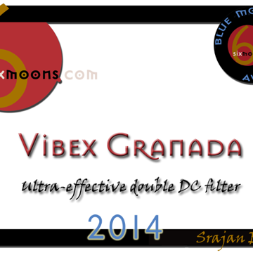 Vibex -- Granada / Alhambra Combo | The Most Amazing Power Conditioner You Don't Know About! -- 6Moons Blue