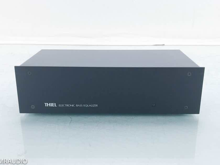 Thiel CS3 Electronic Bass Equalizer; 3.0 3 (16255)