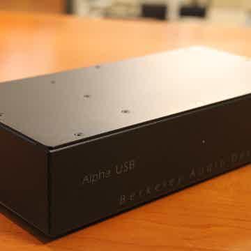 Berkeley Audio Design Alpha USB