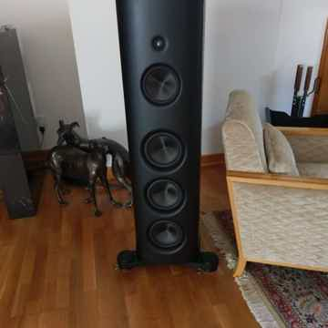 Magico M3 in Black Mint condition