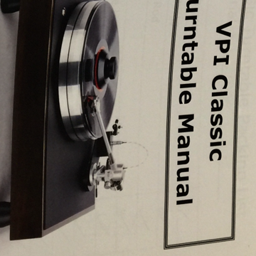 VPI Industries JMW-10 Classic 3