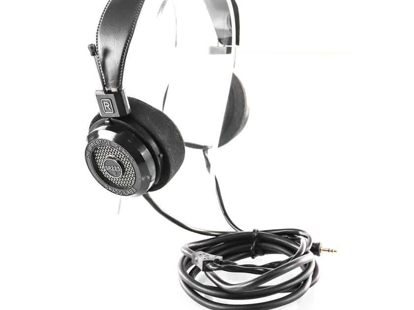 Grado SR225e Open Back Dynamic Headphones; SR-225e (27966)