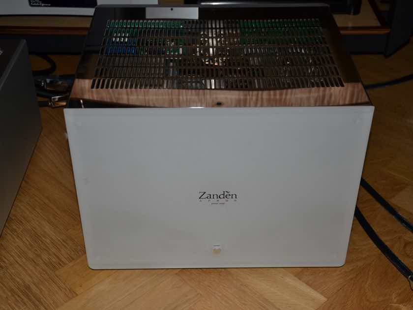 ZANDEN AUDIO Model 8120 Stereo tube power amp 100 watt