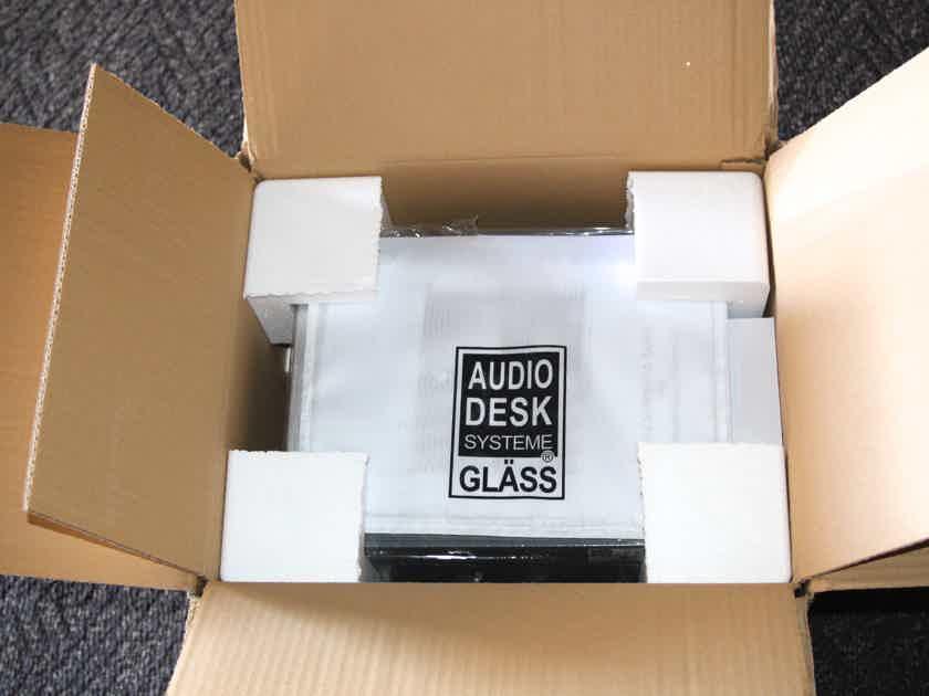 Audio Desk Vinyl Cleaner Pro Ultrasonic Record Cleaner
