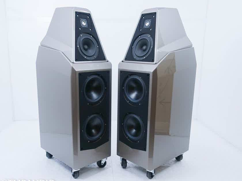 Wilson Audio Sasha Watt/Puppy Series 1 Floorstanding Speakers Graphite Pair (14148)