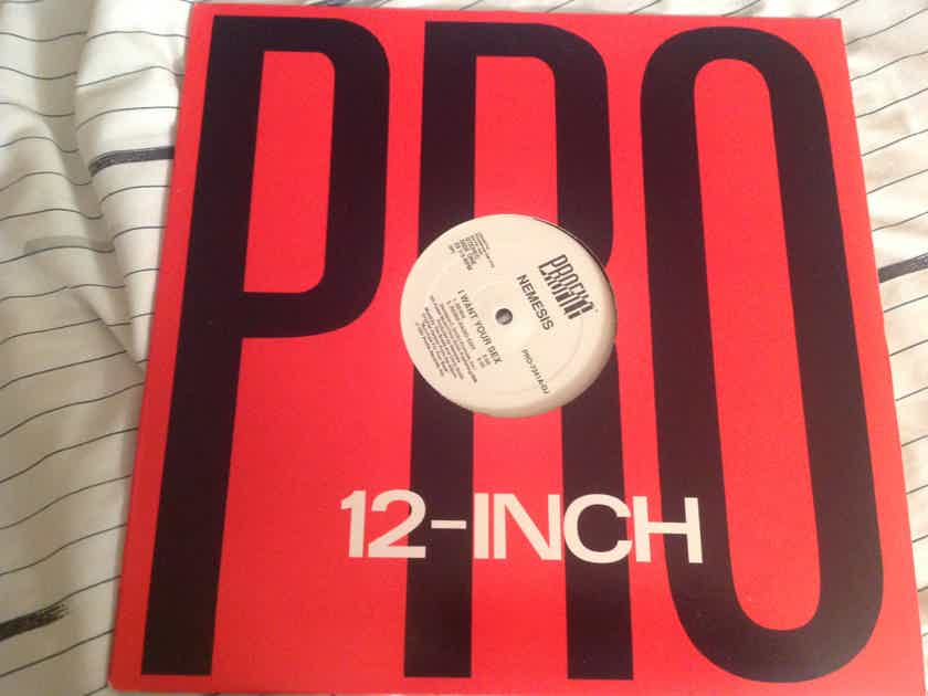 Nemesis  I Want Your Sex Profile Records 12 Inch Promo EP
