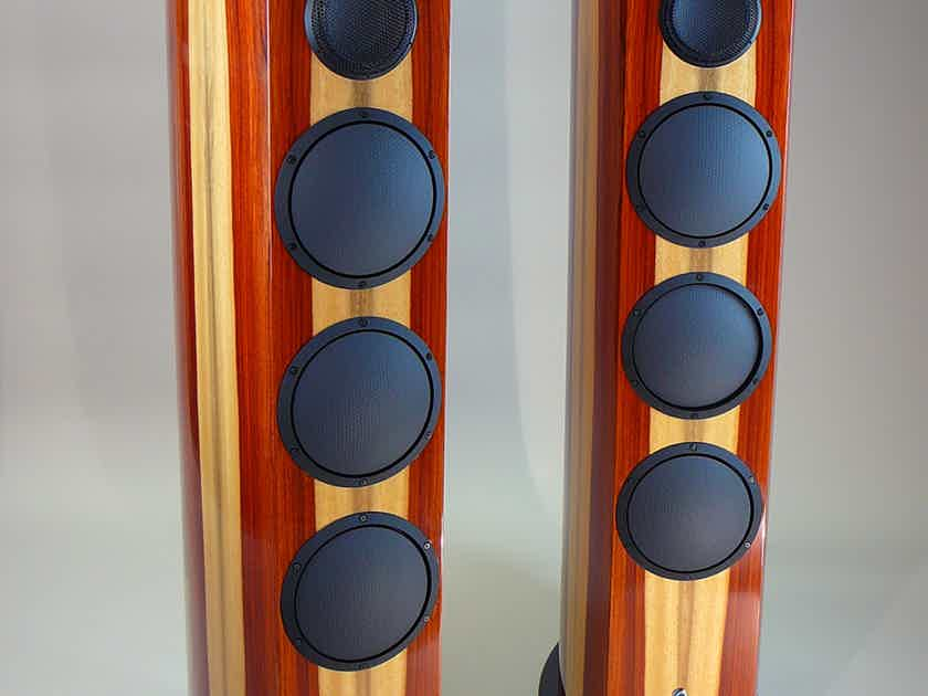 ARTOS Audio Rainbow Cell  - hand crafted in Germany- Back in the USA