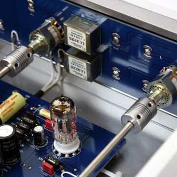 TriangleART REFERENCE TUBE MK2 PHONOSTAGE