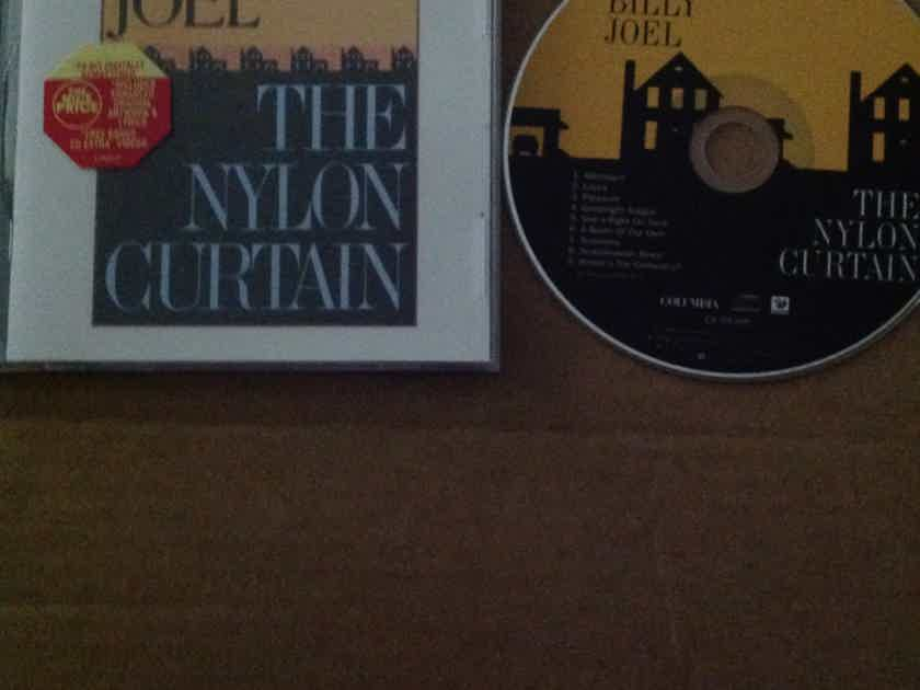 Billy Joel - The Nylon Curtain Columbia Records Compact Disc NM